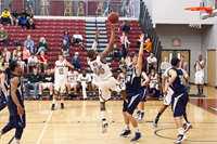 Florida Tech Basketball 2/6/13