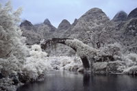 Dragon Bridge Yulong River